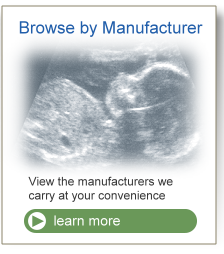 Browse by Manufacturer - Priority Medical